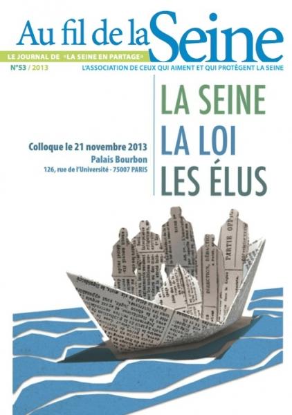 Au fil de la Seine n°53