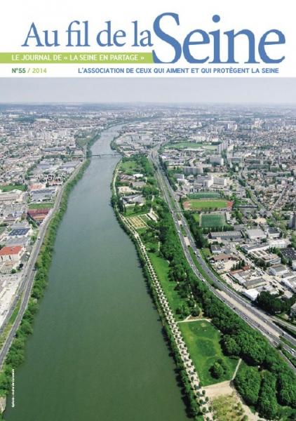 Au fil de la Seine n°55