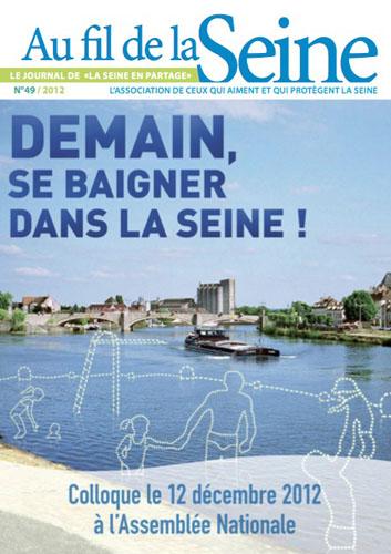 Au fil de la Seine n°49