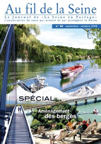 Au fil de la Seine n°32