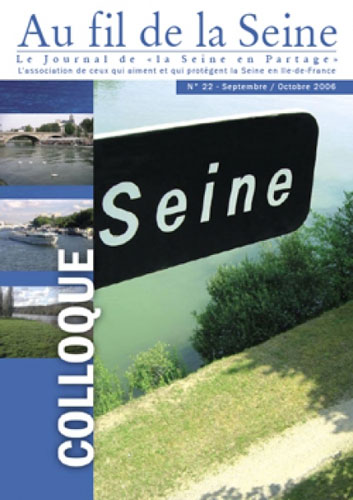 Au fil de la Seine n°22