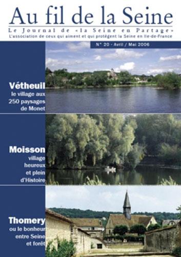 Au fil de la Seine n°20