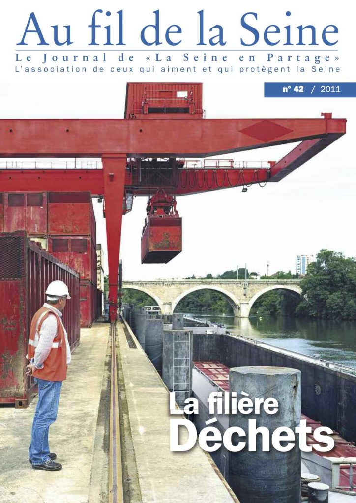 Au fil de la Seine n°42